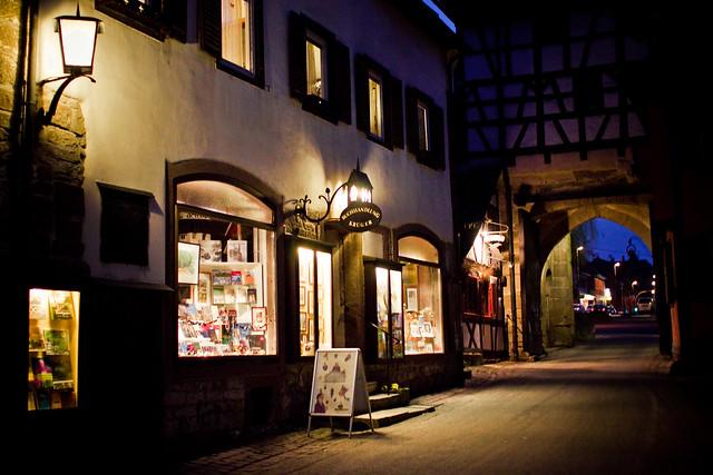 Bookstore Krüger.