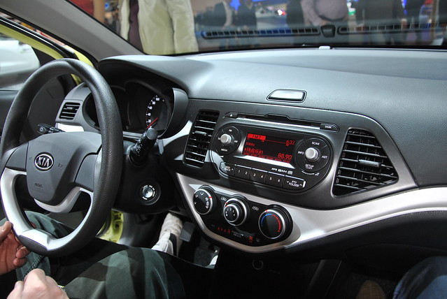 kia picanto interior rai 2011 flickr photo sharing. Black Bedroom Furniture Sets. Home Design Ideas