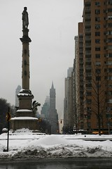 New York City, Manhattan, Columbus Circle