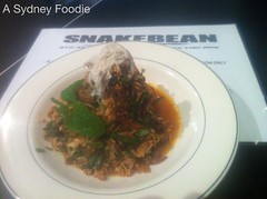Snakebean Asian Diner, Darlinghurst