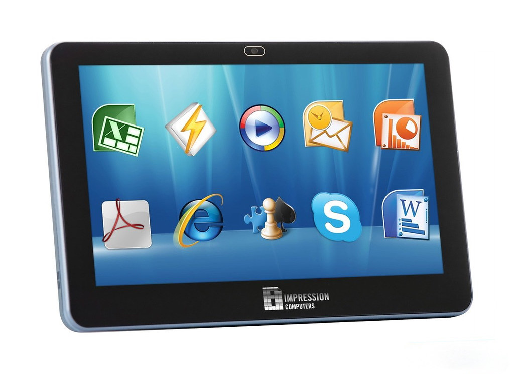 tablet computer windows