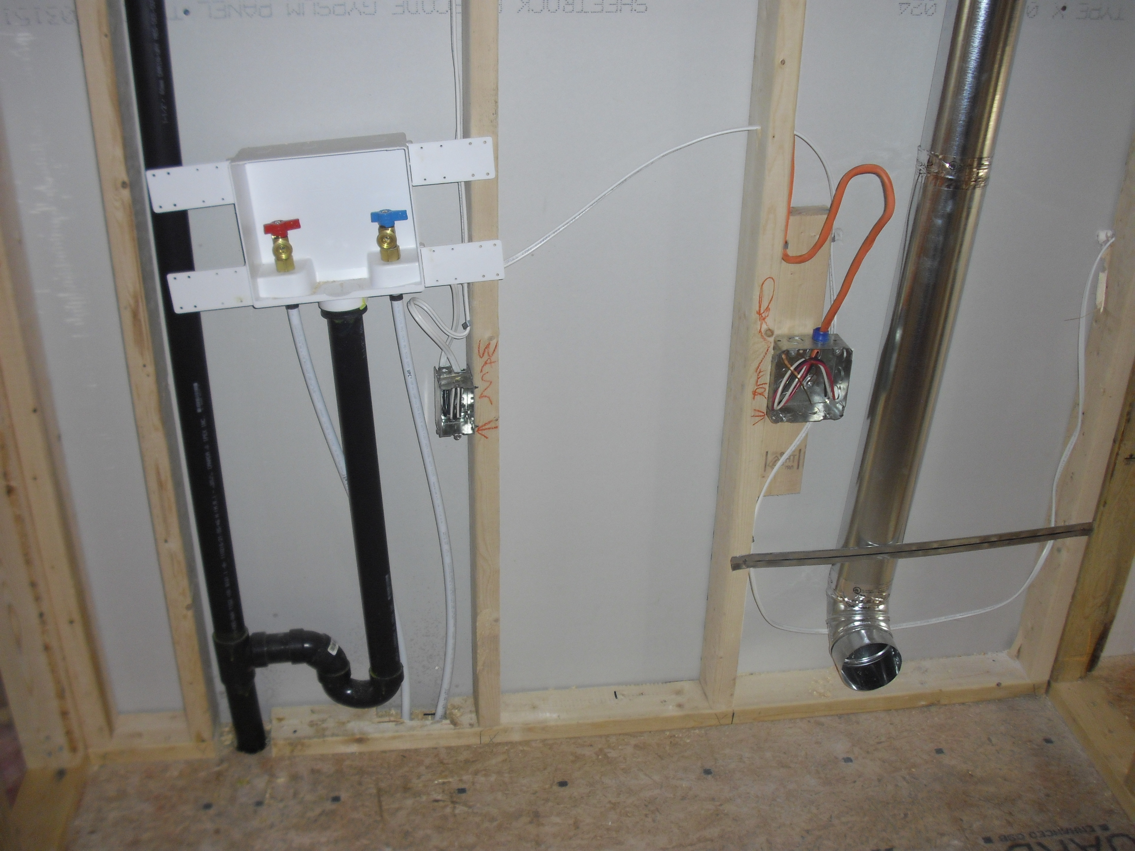 pin laundry room plumbing rough in image search results on
