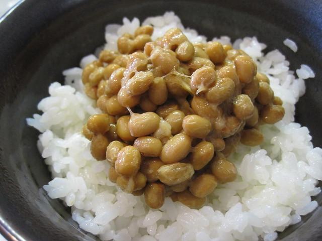 納豆づくり 第三弾 納豆ごはん超美味しい