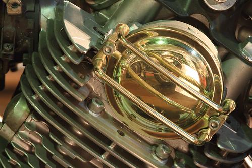 IMG_3561 Yamaha motorcycle detail