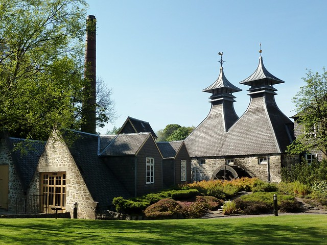 Strathisla Whisky Distillery, Scottish Highlands