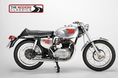 1963 BSA Silver Star