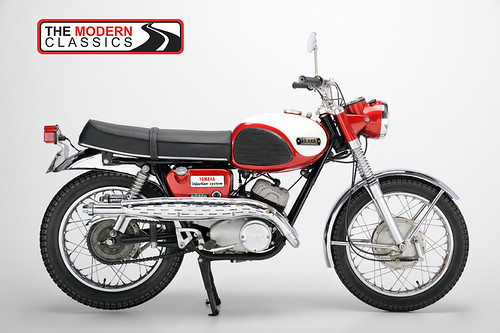 1965 Yamaha YDS3C Big Bear Scrambler