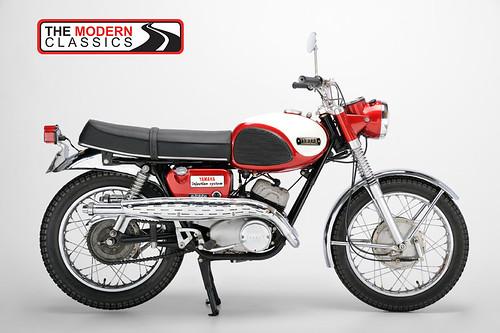 1965 Yamaha YDS3C Big Bear Scrambler