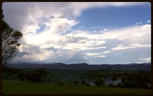 ciel nuages paysage gard languedocroussillon météorologie cévennes averses sainthilairedebrethmas