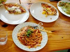 Chicken Marinara Pasta & Pizzas