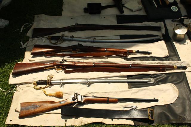 American Civil War Weapons