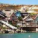 Popeye Village, Anchor Bay by Scuba Teeny