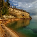 """Miners Cove"" - Pictured Rocks National Lakeshore , Munising Michigan"