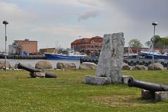 Simrishamns fiskehamn och Marint Centrum