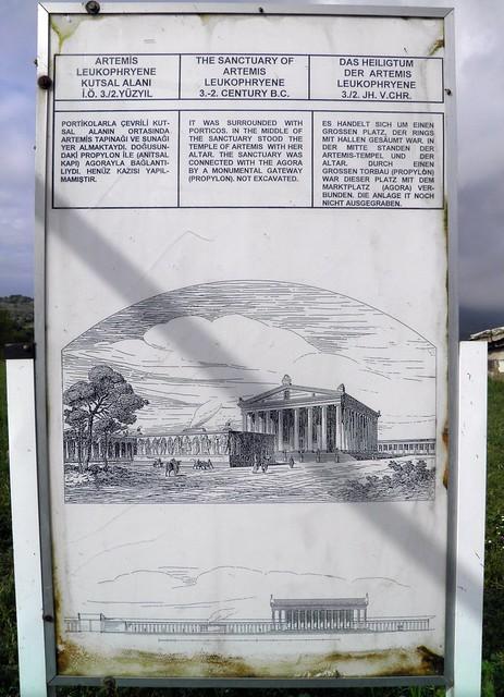 The Sanctuary of Artemis Leukophryene, Magnesia ad Maeandrum, Turkey