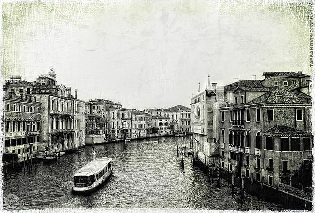 The Canal - Venezia