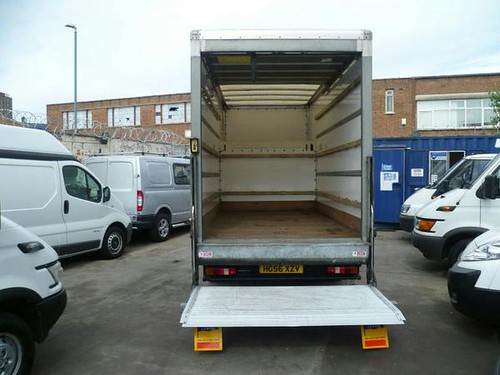 2007 '56' Ford Transit 350 EF LWB TDCi 140bhp 14ft 'Massive Volume' Luton & Tail-Lift.