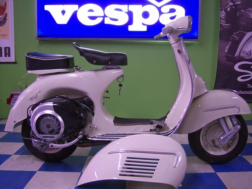 1965 Vespa GL Done #24