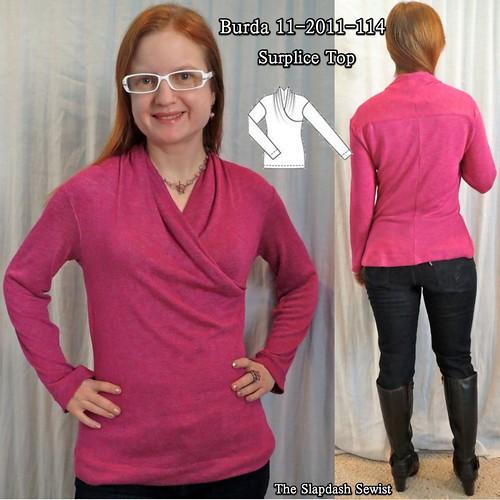 Burda 11-2011-114 Thumbnail