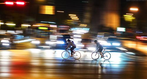 the midnight ride...