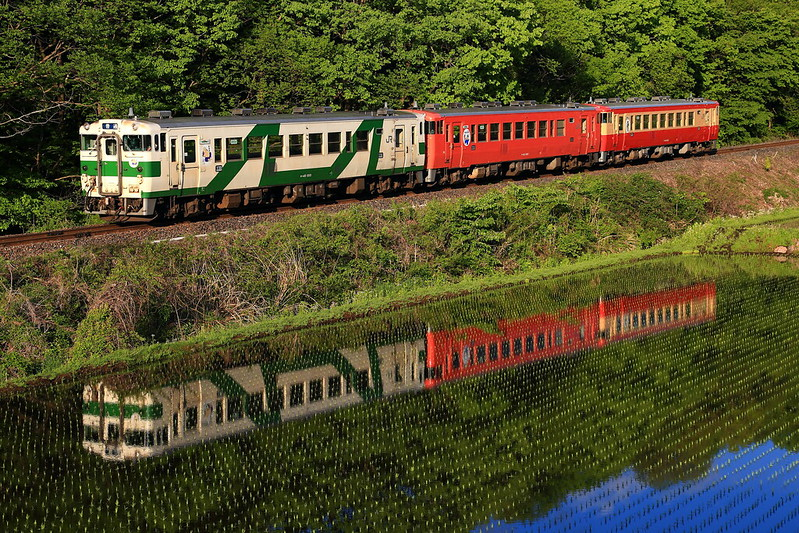 Karasuyama line
