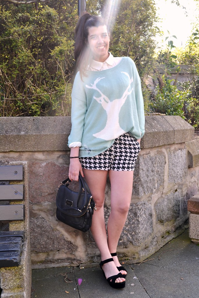 Mint sweater