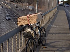 IKEA furniture bike delivery by Andrew B