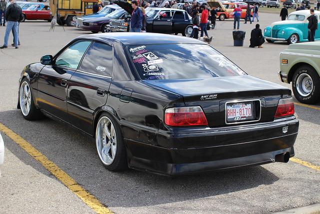 1996 Toyota Chaser