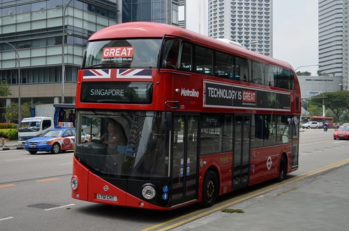 New Bus for London LT3