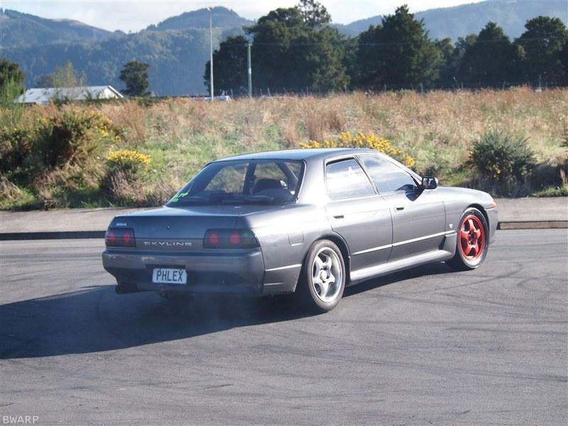 R32 Nissan Skyline