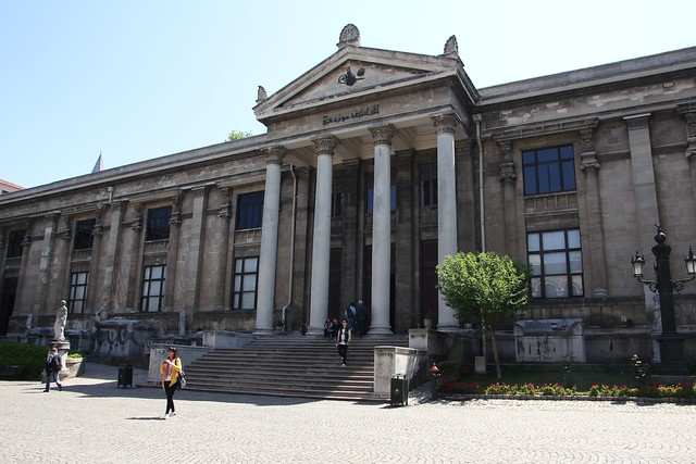 119 -  İstanbul Arkeoloji Müzesi