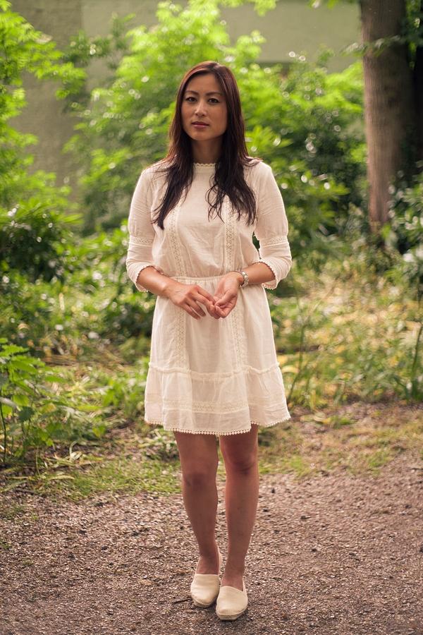 Anine Bing bohemian dress