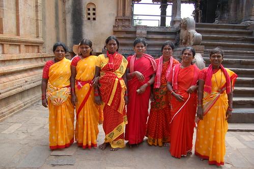 Eine Gruppe von Frauen