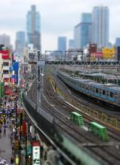 Near Ueno Station
