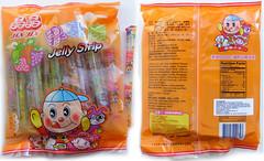 Fruit Jelly Straws