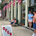 Fri, 07/09/2010 - 2:17pm - Antique Shop located in the Historic Depot District, Richmond, IN