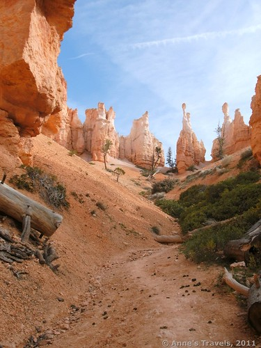 ProTrails covers many destinations in the (especially Western) US, including the Peek-a-Boo Loop in Bryce Canyon, Utah