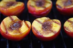 plant(0.0), blood orange(0.0), produce(0.0), apple(0.0), persimmon(0.0), peach(1.0), fruit(1.0), food(1.0),