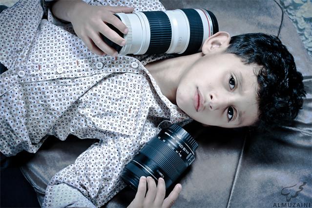 منذ الطفولة .. باقي أحمل لك صور !Saleh - SAY