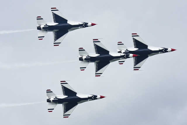 United Stated Air Force - Thunderbirds