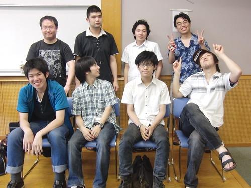 LMC Yoyogi 351st : Top 8