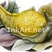 Banana Slug by Roger D Hall
