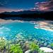 Nature's Canvas - Lake Beauvert, Jasper, AB by tajp