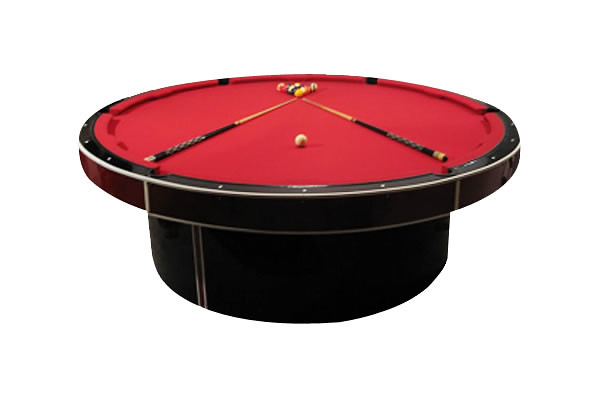 Synco Box Type Round Pool Table Flickr Photo Sharing