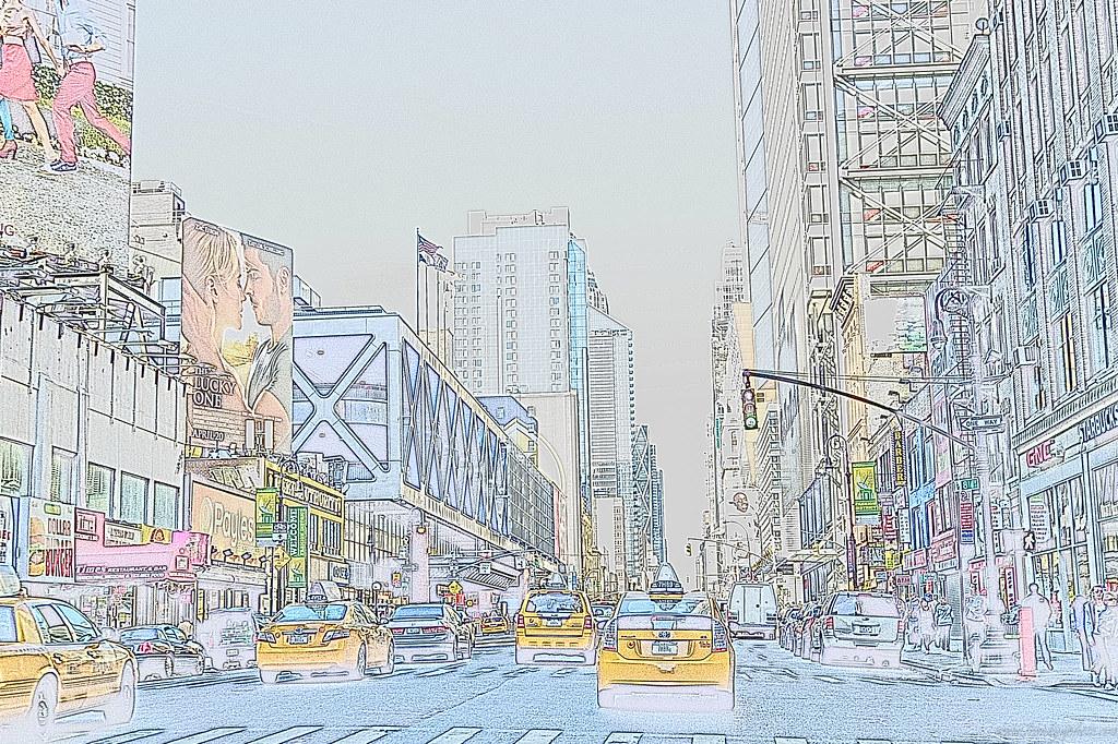 Pentax Q 造夢之都市叢林