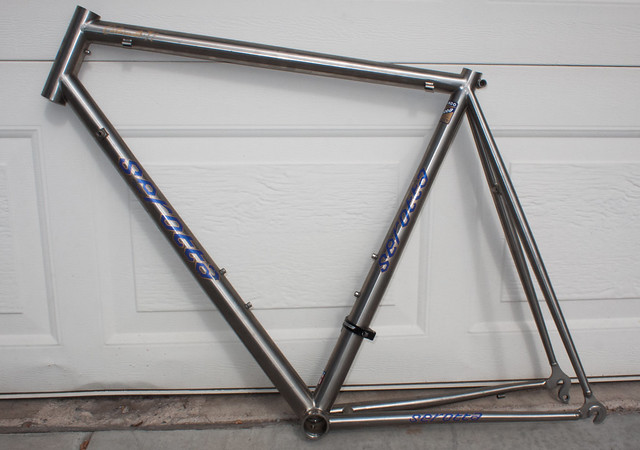 Serotta Colorado Ti
