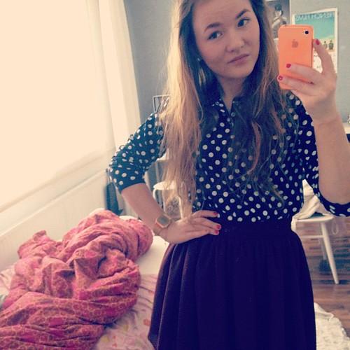 #outfit #me #marimekko #americanapparel #casio #casual #basic