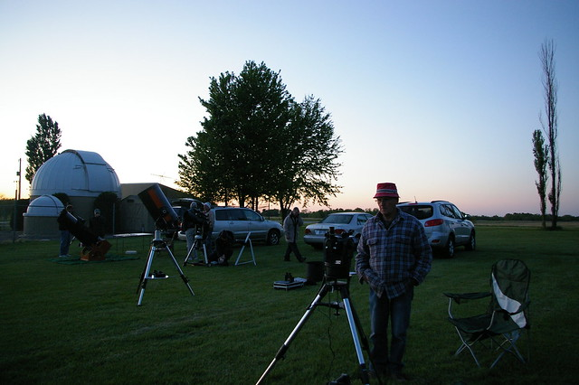 ASKC Star Party Setup
