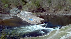 Spoonville Dam Removal, Farmington River, Granby, CT