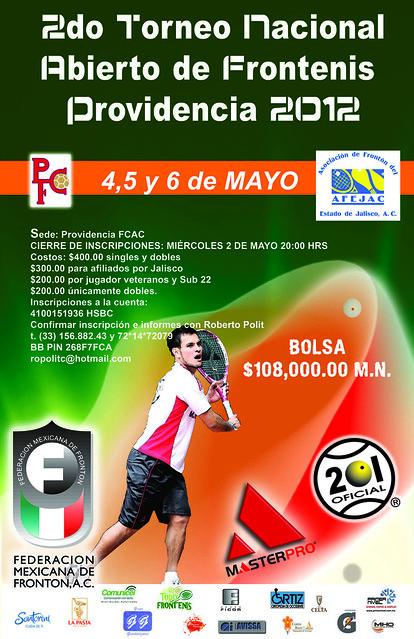 Torneo Providencia 2012